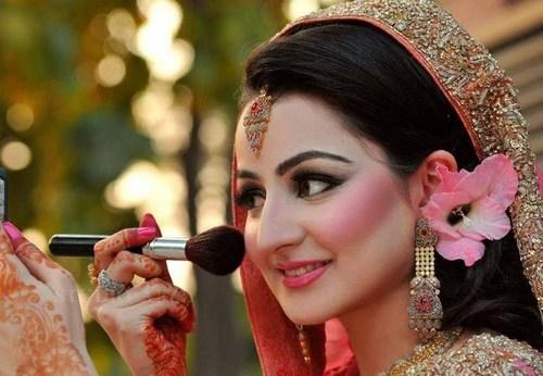 Make Up Tips for Indian Bridal Wear | Indian Fashion Blog