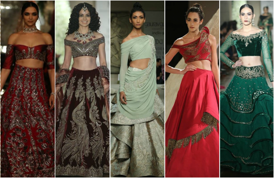 The Latest Indian Fashion Trends As Seen At India Couture