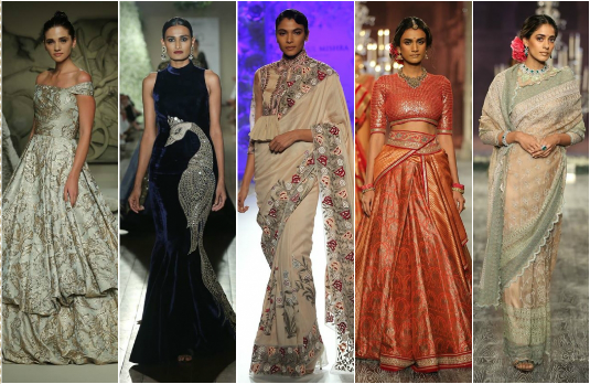 1f0f4caa2e Vintage Fashion | The Latest Indian Fashion Trends as Seen at India Couture  Week