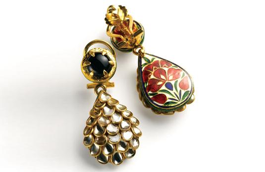 Jadau Earrings | Indian Wedding Accessories