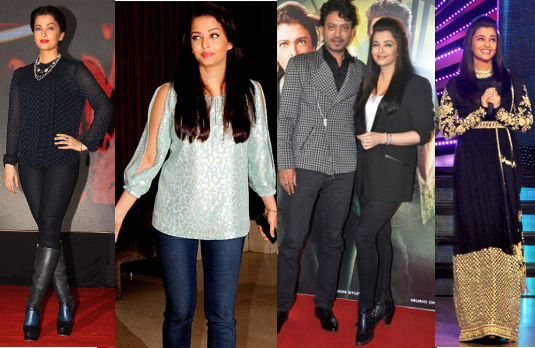 Aishwarya Rai's Promo Style | Bollywood Fashion 2015