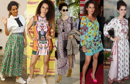 Kangana Ranaut's Bohemian Personal Style | Personal Style – What Do Your Clothes Say About You?