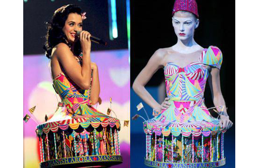 Outrageous Manish Arora Looks From Paris Fashion Week Indian Fashion Blog