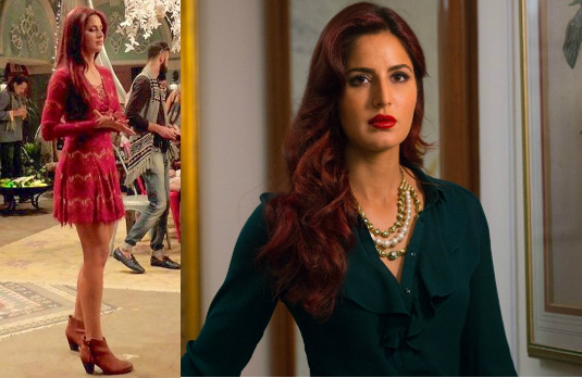 Katrina Kaif | Bollywood Movie Styles and Trends to Watch Out for in 2016