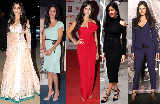 Katrina Kaif's Classic Personal Style | Personal Style – What Do Your Clothes Say About You?