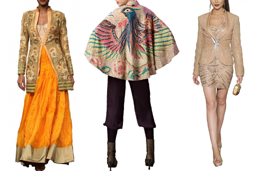 Layers For Spring   Designer Indian Gowns That Are Perfect For Spring