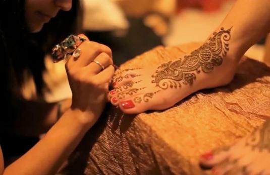 Mesmerising Mehendi   Spectacular Indian Wedding Traditions