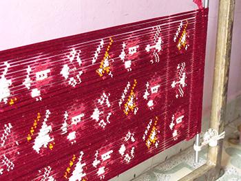 Traditional Patan Patola designs