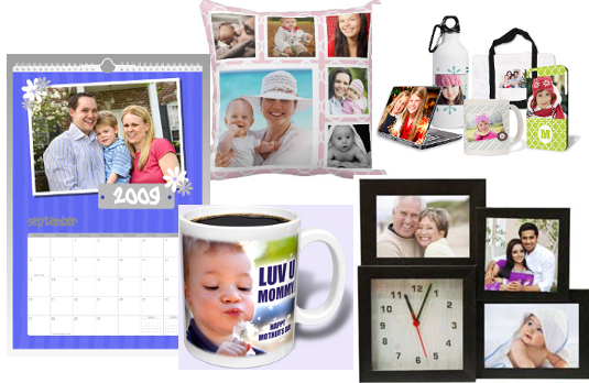 Personalised Photo Gifts | Unique Gift Ideas for Mother's Day