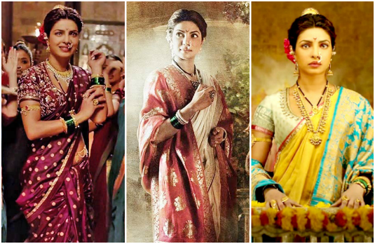 85 Different Saree In a Movie