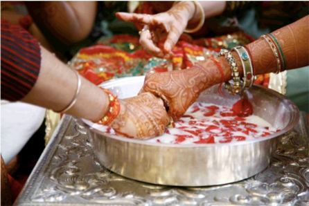 Lord of the Rings   Spectacular Indian Wedding Traditions