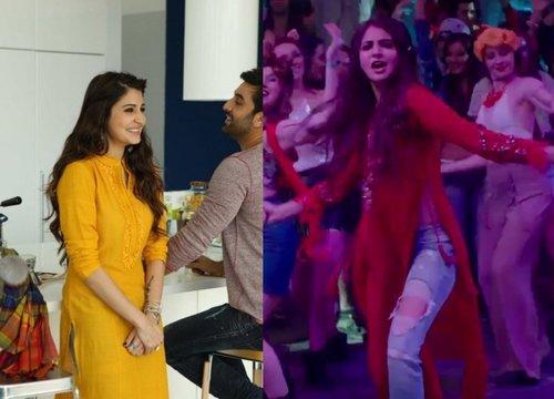 Anushka Sharma's Kurti and Jeans Look in Ae Dil Hai Mushkil