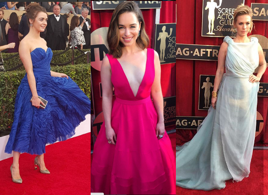 Screen Actors Guild Awards 2016 b | Golden Globe Awards 2016 a | Awards Season - The Best of the Bunch So Far
