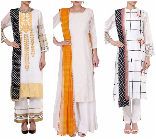 6abe5ca26e6 Different kinds of salwar kameez for office wear