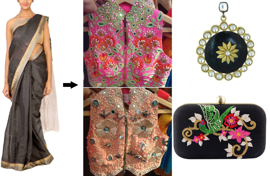 Saree Party Ready | Party Dresses – How to Get Party Ready in No Time