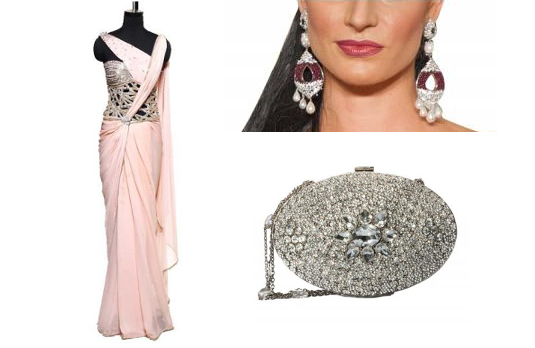 Saree Gown Look From Raakesh Agarvwal Saree I 5 Bollywood Fashion Pieces We Would Love To Have In Our Wardrobe