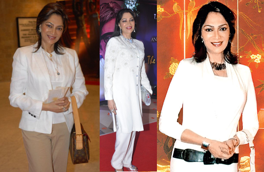 Simi Garewal | Fashionable Indian Women Through History