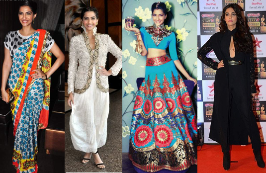 Sonam Kapoor's Edgy Personal Style | Personal Style – What Do Your Clothes Say About You?