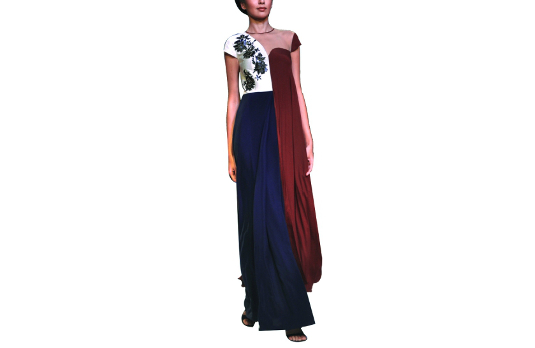 Sougat Paul Saree Gown I These Fabulous Saree Gowns Will Make Your Life So Much Easier