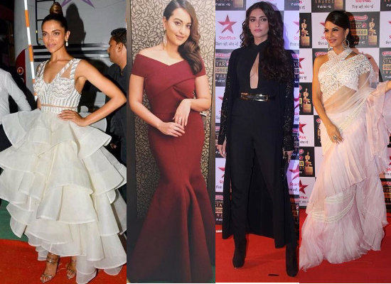Star Screen Awards Looks 2016 a | Awards Season - The Best of the Bunch So Far
