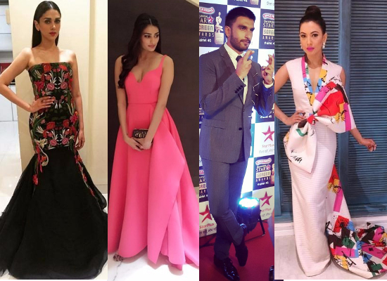 Star Screen Awards Looks 2016 | Awards Season - The Best of the Bunch So Far
