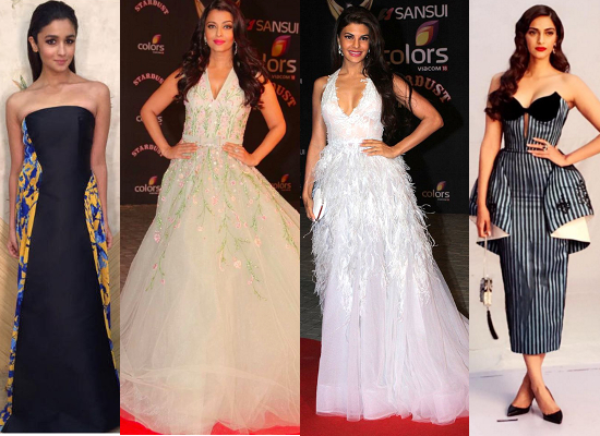 Stardust Awards Looks 2015 a | Awards Season - The Best of the Bunch So Far