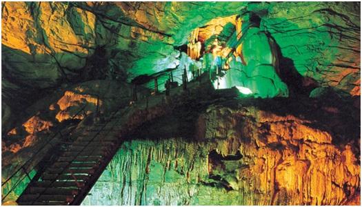 Andhra Pradesh Places to Visit - Borra Caves