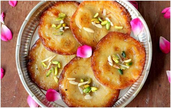 Bihar Food - Malpua