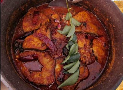 Telangana Food - Mamsam Pulusu