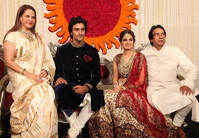 Kunal Kapoor and Naina Bachchan's Wedding | Bollywood Wedding Inspiration