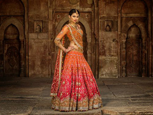 The Bridal Lehenga | The Essential Guide to Indian Wedding Outfits
