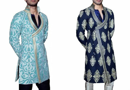 Sherwani's for the Groom | The Essential Guide to Indian Wedding Outfits