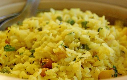 Exploring the Cuisine of Odisha - Chuda Breakfast