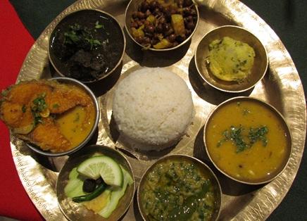 Exploring the Cuisine of Odisha - Lunch Thali