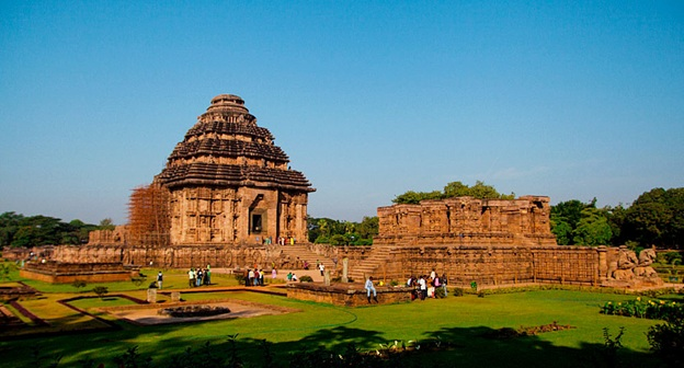 The Splendour of Odisha - Konark Sun Temple