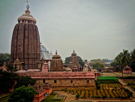 The Splendour of Odisha - Puri Jagannath Temple