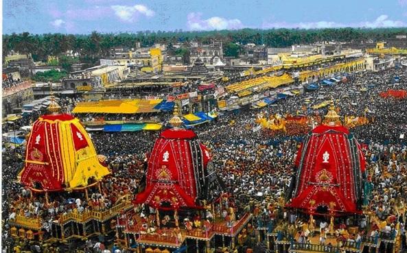 The Splendour of Odisha - Rath Yatra Puri
