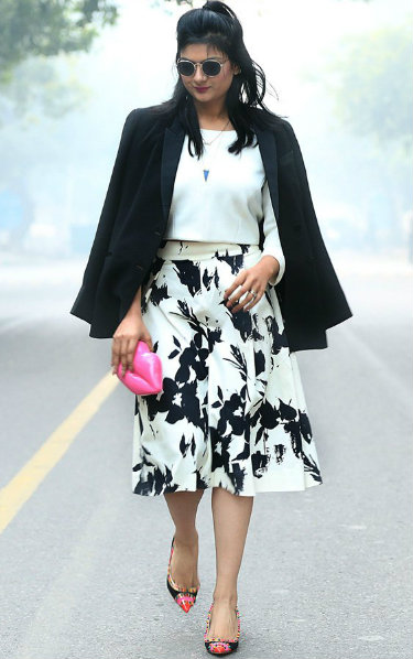 Indian Street Style Fashion Trends - Rati Delhi