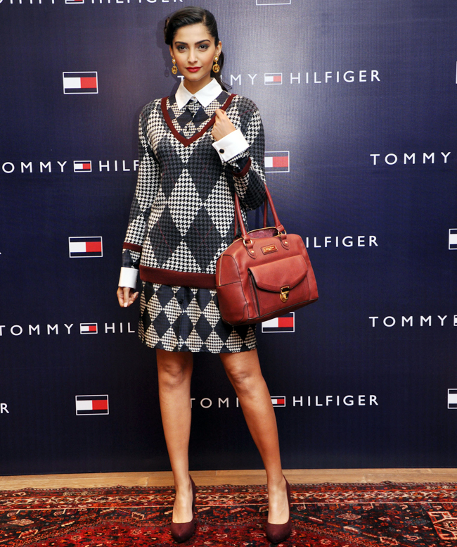 Sonam Kapoor at Tommy Hilfiger | Style Tips We've Picked Up From Sonam Kapoor