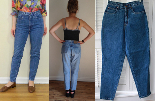 Tapered Jeans of the 90s I 10 Indian Fashion Trends We Hope Never Come Back