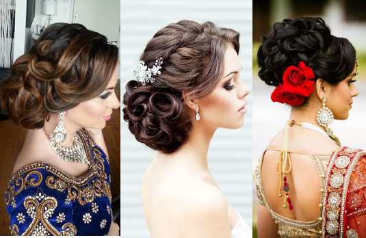 Perfect Up Hairdos | The Best And The Worst Indian Wedding Hairstyles