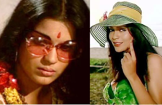Zeenat Aman | Fashionable Indian Women Through History