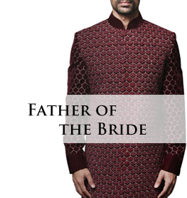 Outfits for Father of Bride for an Indian Wedding