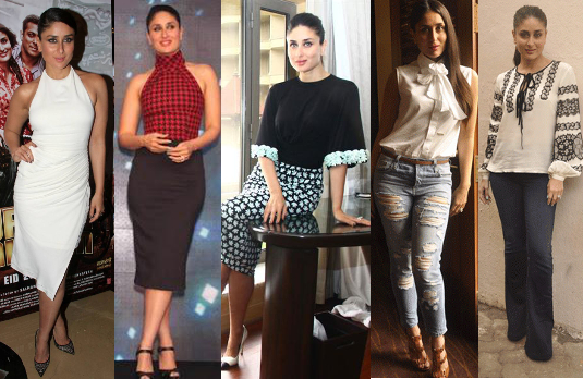 Kareena Kapoor's Promotional Appearances | Bollywood Fashion 2015
