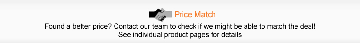 Price Match - We are able to match prices on the designer's and some retailer's sites!