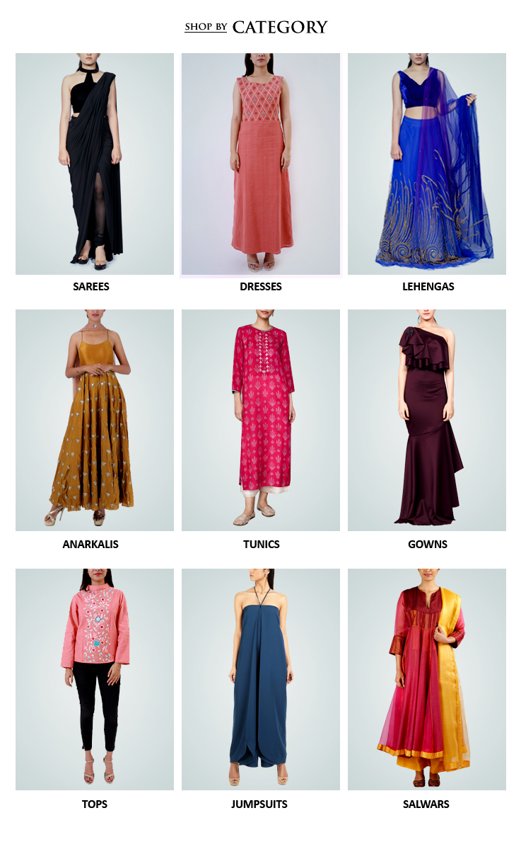 Designer Indian Womenswear and Womens Clothes at strandofsilk.com