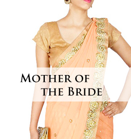 Indian Wedding Outfits for Mother of the Bride