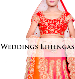 Indian Wedding and Bridal Lehengas