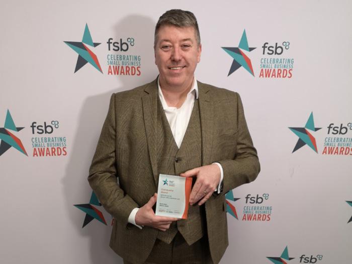 SOS-Group-wins-FSB-Community-Award