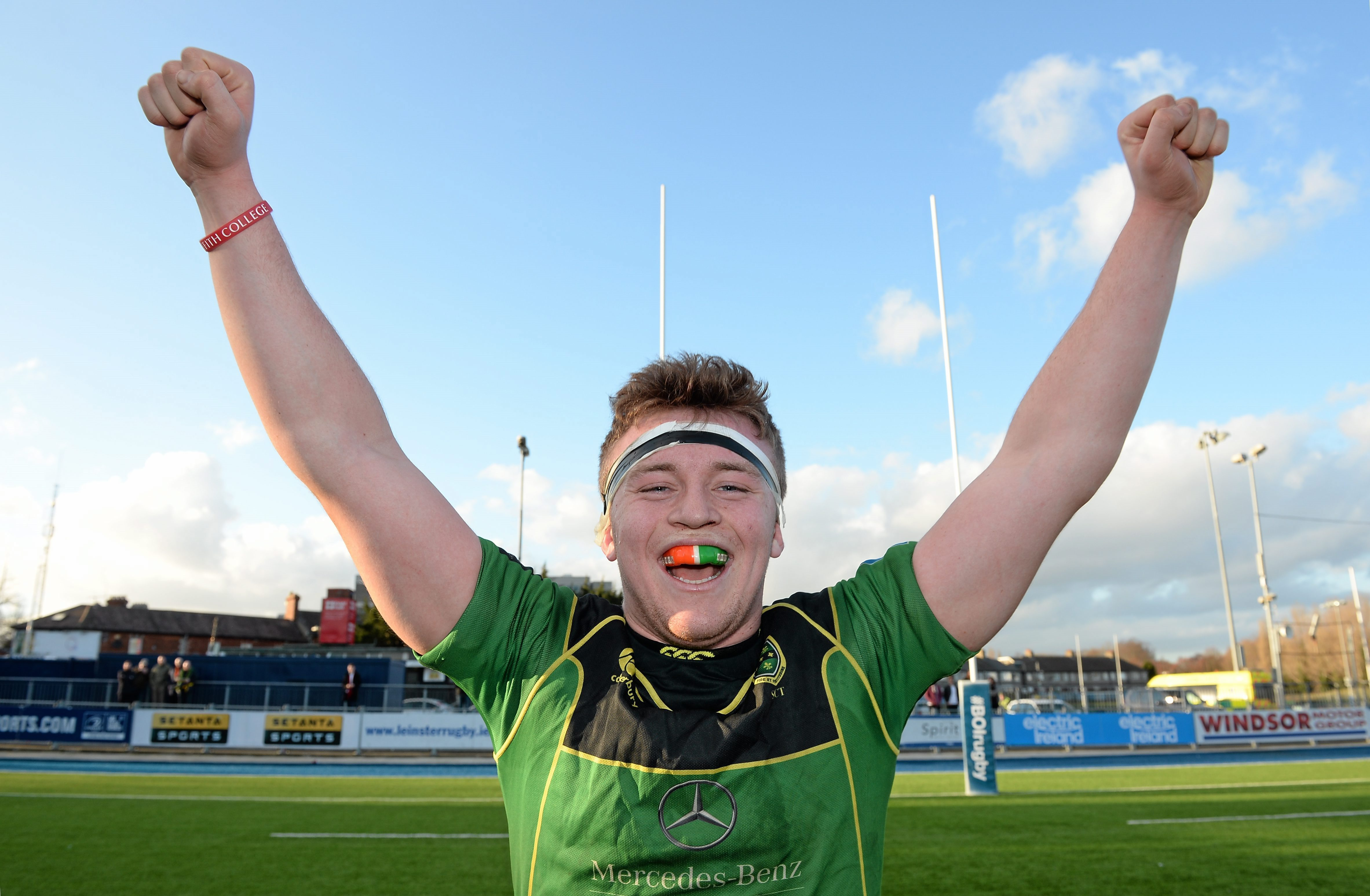 Leinster Rugby | Favourites St Conleth's win McMullen Final